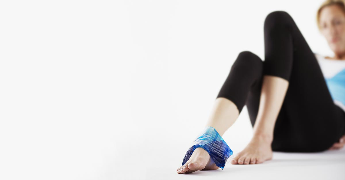 Boardman, OH natural ankle sprain treatment